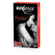 Manforce Strawberry Flavor condom - 10's Pack