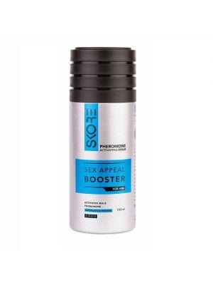 Skore Pheromone Activating Deodorant Spray for Men -150 ml