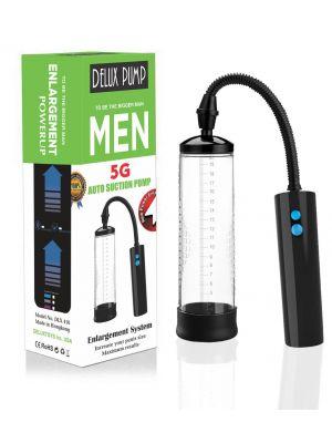 5G Deluxe Penis Enlargement Pump - Rechargeable Auto
