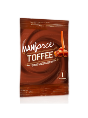 Manforce Toffee - Caramel Flavored Climax Delay Condom