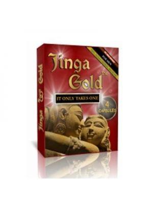 Jinga Gold Capsules - 4's Pack
