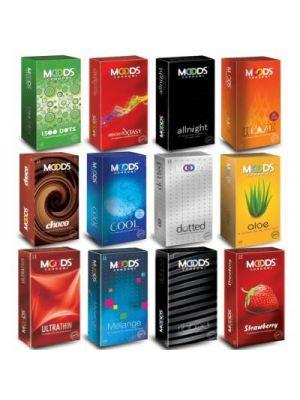 Mood Condoms - Premium Range