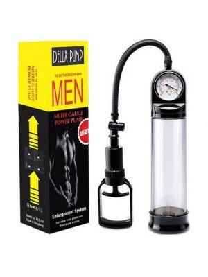 Deluxe Metered Penis Enlargement pump