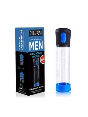 Deluxe Penis Enlargement Pump - Auto