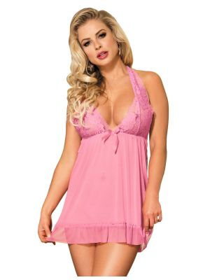 Eat Me with Your Eyes - Hottie Premium Baby Doll - Pink - Free size