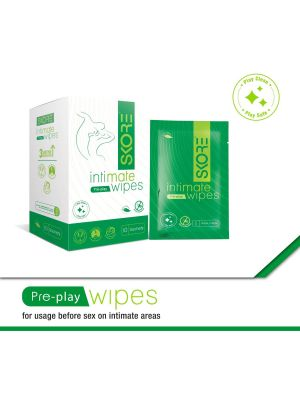Skore Pre Play Wipes (Pack of 10 Wipes)