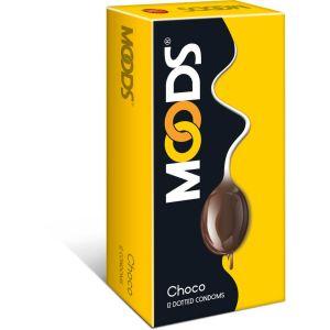 Moods Chocolate Flavored Premium condoms - 12's Pack