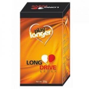 Long Drive Delay Spray