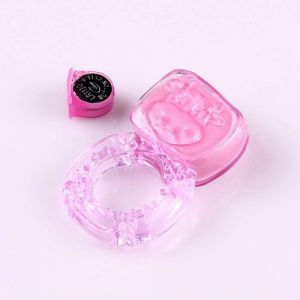 Screaming OH - Vibrating Ring - Replaceable Batteries