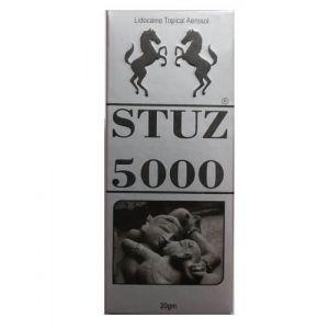Stuz 5000 Delay spray