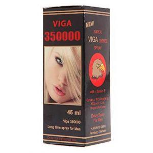 Super Viga 350000 Strong Delay Spray with Vitamin E